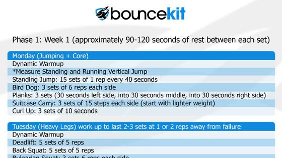 bounce-kit-pdf