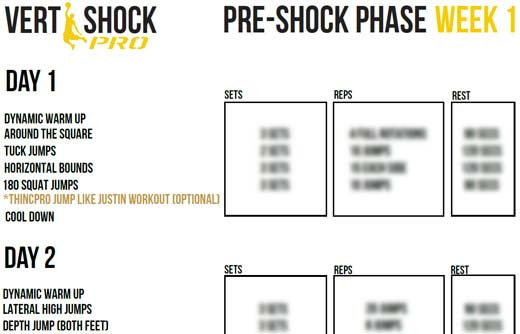 Pre Shock Phase