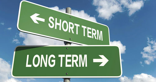 the importance of setting long and short